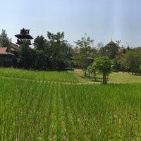 Photo taken at Siripanna Villa and Gallery Resort Chiang Mai by Andrea I. on 3/22/2017