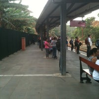 Photo taken at Estação Jaraguá (CPTM) by Joselio on 10/24/2012
