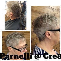 Photo taken at Cre8 Salon & Spa by Parnelli G. on 11/14/2014