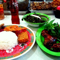 Photo taken at Warung Nasi Ibu Imas 1 by Linda Grace L. on 8/8/2015