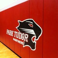 Photo taken at Park Tudor School by Pastor J. on 6/25/2013