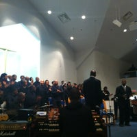Photo taken at Mt. Pleasant Missionary Baptist Church by Pastor J. on 11/11/2012