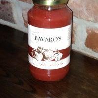 Photo taken at Bavaro's Pizza Napoletana & Pastaria by Rob A. on 11/22/2012
