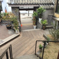 Photo taken at Fritz Coffee Company by Mihyang S. on 11/1/2014