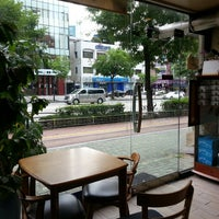 Photo taken at 허형만의 압구정커피집 by Mihyang S. on 9/6/2013