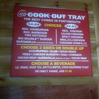 Photo taken at Cook Out by Jennifer K. on 8/7/2013