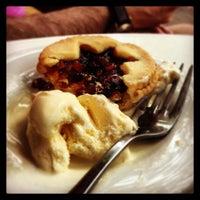 Photo taken at Lumiere Cafe & Patisserie by Derek D. on 12/22/2012