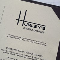 Photo taken at Hurley's Restaurant by David W. on 5/14/2013