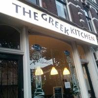 Photo taken at The Greek Kitchen by Gür K. on 10/2/2015