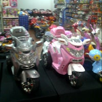 Photo taken at Motoys Sdn Bhd by Fauzi H. on 9/19/2012