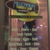 Photo taken at Millennium Fandom Bar by Amy N. on 4/30/2016