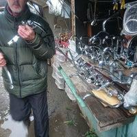 Photo taken at П'яний базар by Yablonsky R. on 11/18/2017