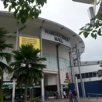 Photo taken at Wangsa Walk Mall by Shah B. on 11/15/2012