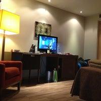 Photo taken at Hesperia Hotel Andorra la Vella by Брат on 3/6/2013