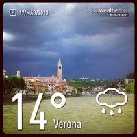 Снимок сделан в Verona пользователем Manuela T. 5/17/2013