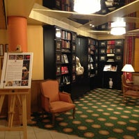 Photo taken at INK Hotel by Vladislav L. on 4/30/2013