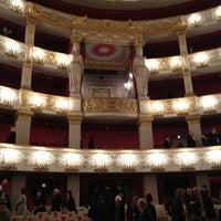 Das Foto wurde bei Bayerische Staatsoper von Vladislav L. am 1/24/2013 aufgenommen