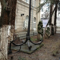 Photo taken at Ростовский областной музей краеведения by Vladislav L. on 3/12/2013