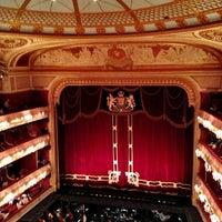 Photo taken at Royal Opera House by Vladislav L. on 8/8/2013