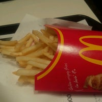 Photo taken at McDonald's by Yukari on 2/14/2013