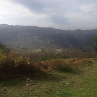 Photo taken at Havatlar su deposu by Okan on 10/17/2013
