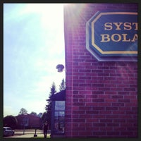 Photo taken at Systembolaget by S N. on 8/3/2013