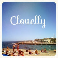 Photo taken at Clovelly Beach by Juan A. on 1/6/2013