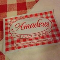Photo taken at Amadeus by Bjorn C. on 5/30/2015