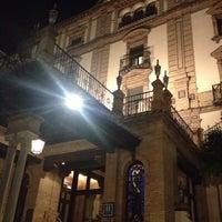 Foto tomada en Hotel Alfonso XIII por Jose Luis H. el 7/24/2013