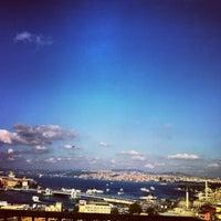 6/9/2013에 Ömer Ş.님이 Mimar Sinan Teras Cafe에서 찍은 사진