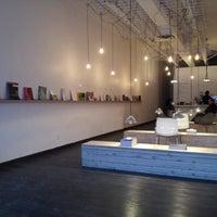 Photo taken at MAKE Coffee + Stuff by Zach K. on 1/29/2013