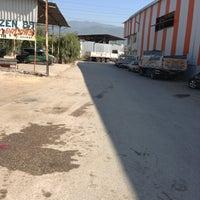 Photo taken at Osmaniye Sanayi Sitesi by UzUnn on 8/14/2013