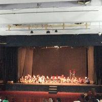 Photo taken at Taman Budaya Mataram by Didiq P. on 5/11/2014