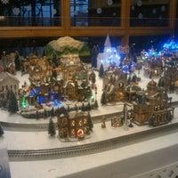 Photo taken at Amtrak: Harrisburg Transportation Center (HAR) by Ken E. on 12/7/2012