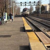 Photo taken at SEPTA/Amtrak: Ardmore Station by Ken E. on 3/10/2013