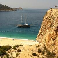 7/6/2012 tarihinde Brnbrtnlıziyaretçi tarafından Kaputaş Plajı'de çekilen fotoğraf