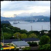 Photo taken at 淡路島南PA (上り) by Takeshi Y. on 9/3/2013