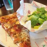 Photo taken at Venezia's Pizzeria by Jenny I. on 4/26/2013