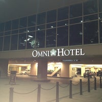 Photo Taken At Omni Hotel Cnn Center By Kayla B On 1 21