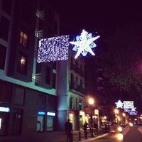 Foto tomada en Plaça d'Orfila por Helena R. el 12/8/2012