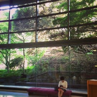 Photo taken at Aichi Prefectural Library by Rie O. on 6/29/2013