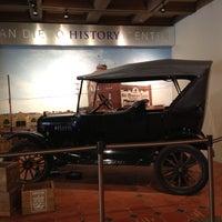Снимок сделан в San Diego History Center пользователем Clarice M. 6/10/2013