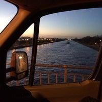 Photo taken at Albertkanaal by Heidi W. on 12/20/2013