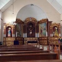 Photo taken at San Jose De Trozo Parish by Diane G. on 12/5/2013