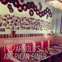 Foto scattata a ARNOLD'S American Diner da Davide C. il 5/23/2013