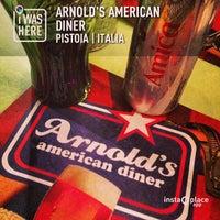 Foto scattata a ARNOLD'S American Diner da Davide C. il 7/28/2013