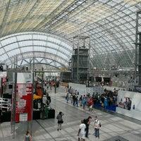 Das Foto wurde bei Leipziger Messe von Daniel S. am 7/3/2013 aufgenommen