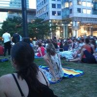 Photo taken at David Pecaut Square by Michael P. on 7/18/2013