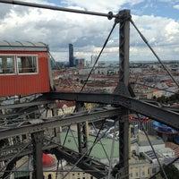 Das Foto wurde bei Riesenradplatz von Alberto S. am 8/24/2014 aufgenommen