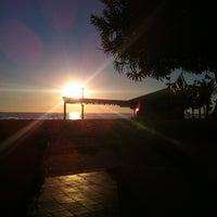2/16/2013 tarihinde Serkan T.ziyaretçi tarafından Green Beach Restaurant'de çekilen fotoğraf